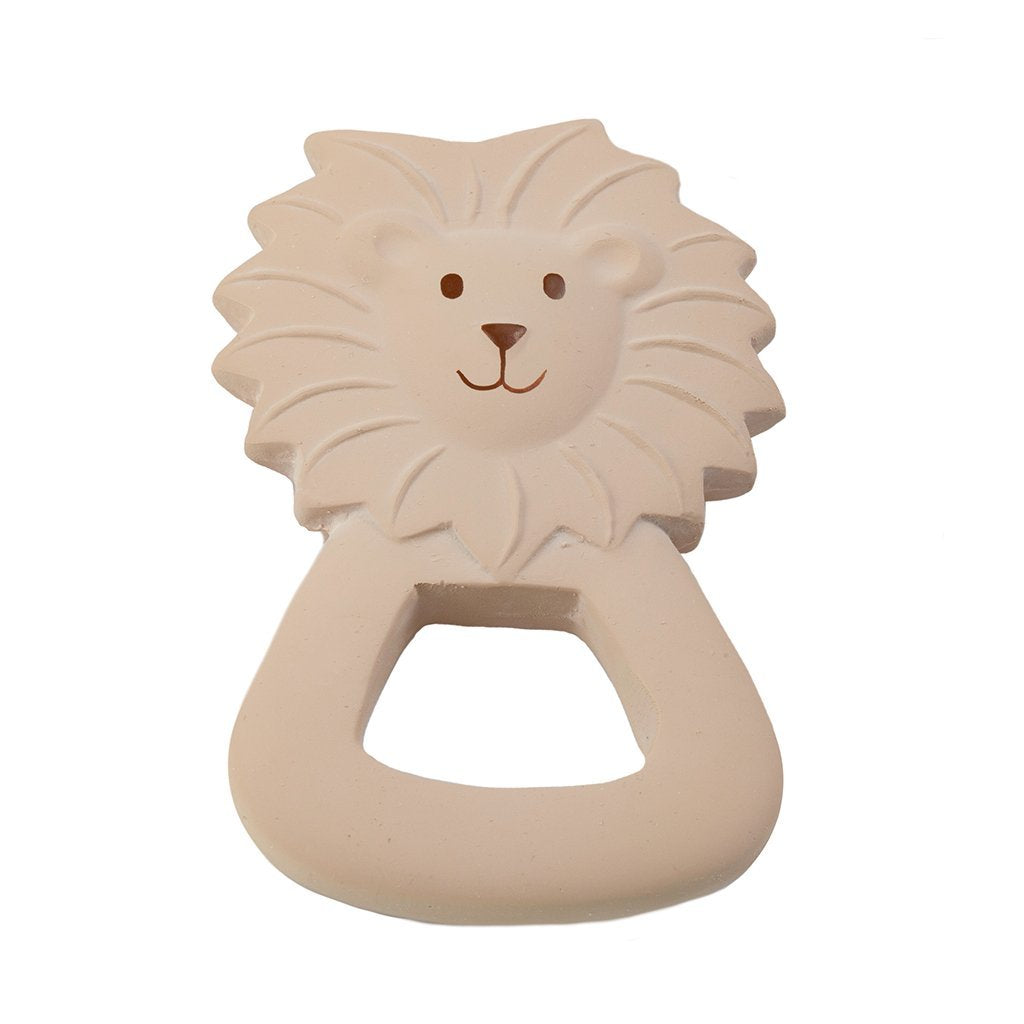 Tikiri - Lion Teether Toy