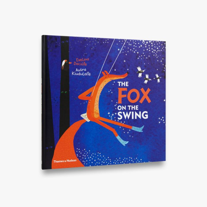 Thames & Hudson - The Fox on the Swing