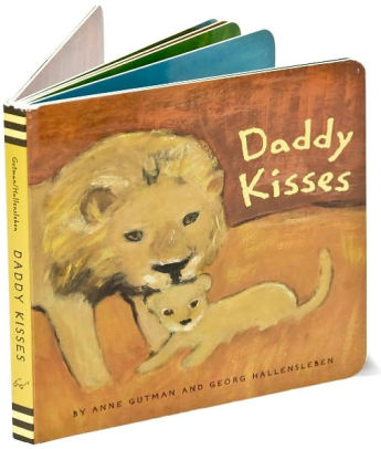 Chronicle Books - Daddy Kisses