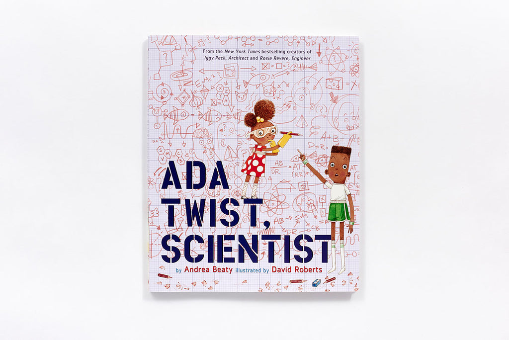 Abrams Appleseed Books - Ada Twist, Scientist