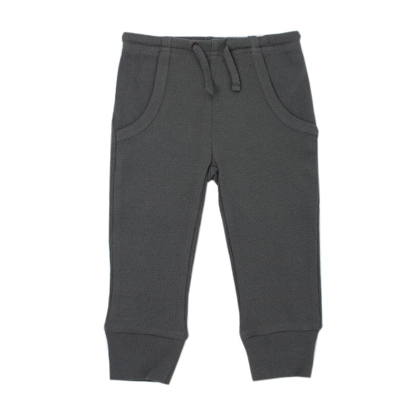 L'ovedbaby Organic Thermal Jogger Pants