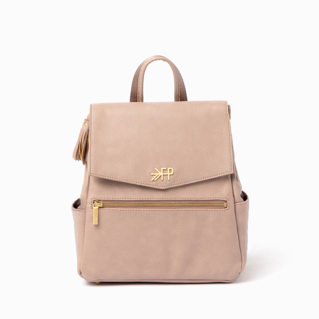 Freshly Picked Mini Classic Diaper Bag - Fig