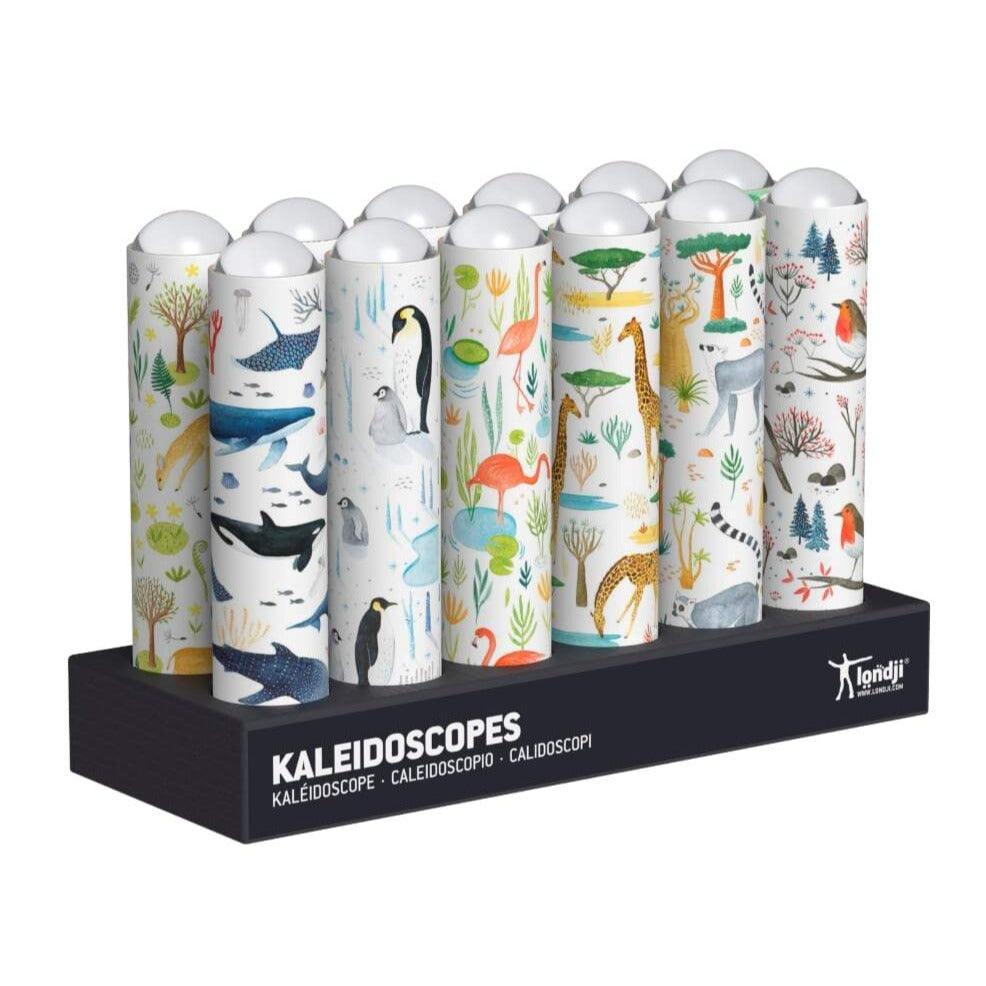 Wildlife Kaleidoscope assort