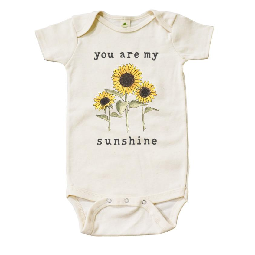 Mini + Meep - You Are My Sunshine Onesie