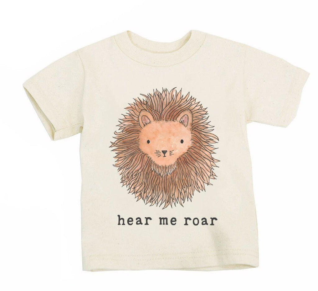 Mini + Meep - Hear Me Roar Tee