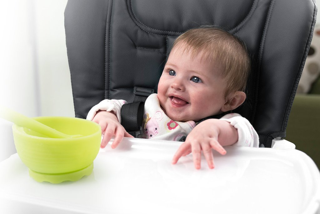 Ola Baby - Steam Bowl - steam + server baby food, all in one