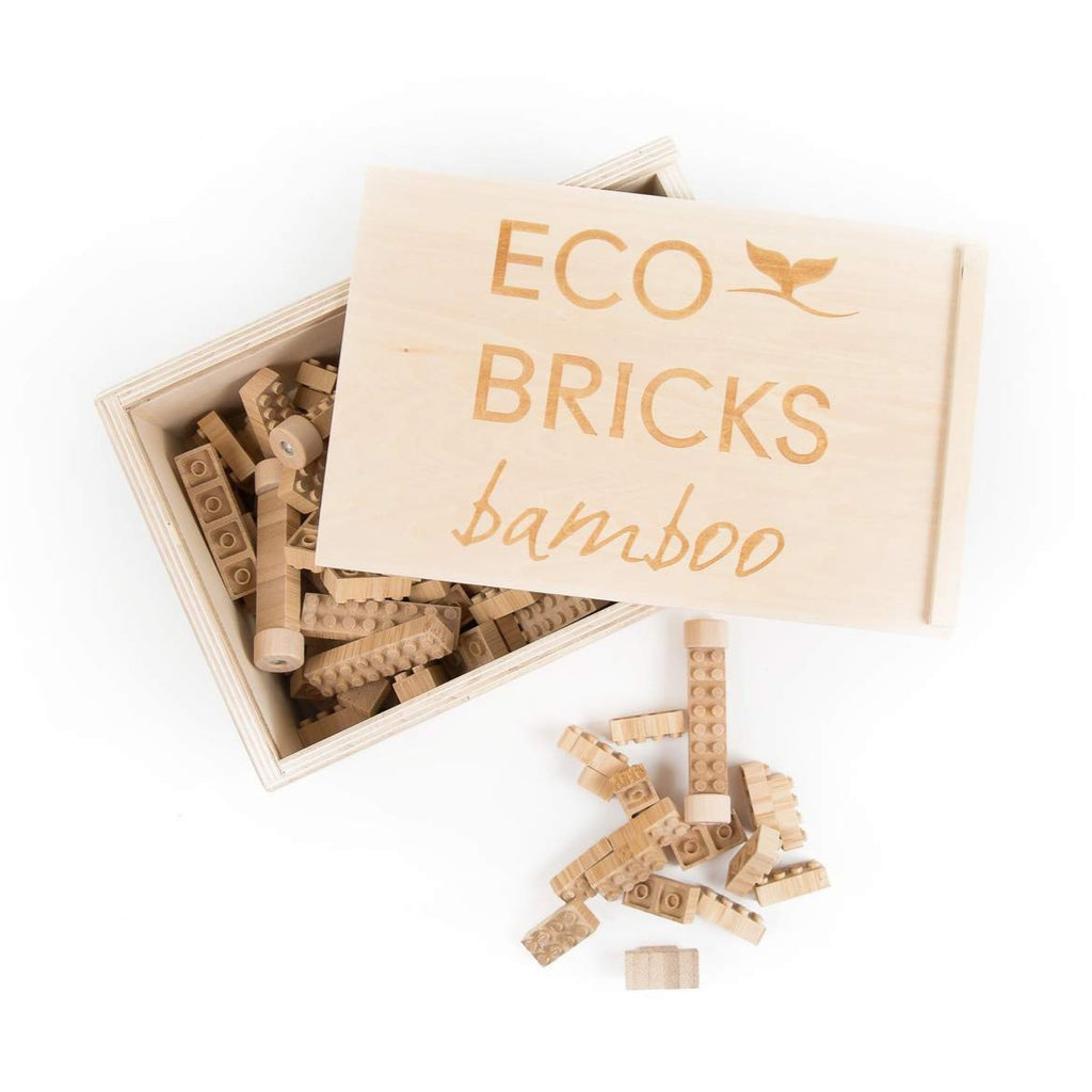 Eco-Bricks Bamboo 45 pcs