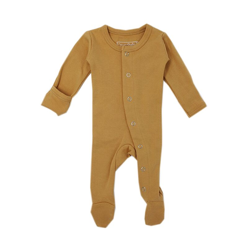 L'ovedbaby Organic Footed Overall - more colors