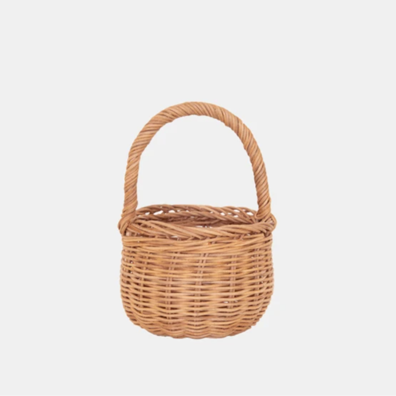 Olli Ella Berry Basket - Natural