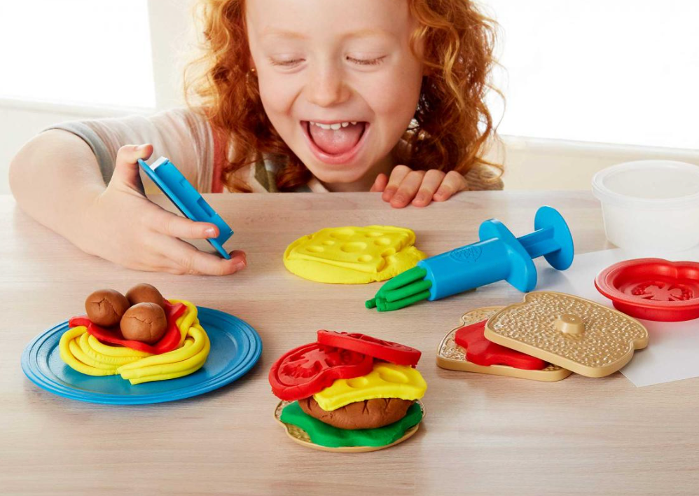 Green Toys - Meal Maker Dough Set