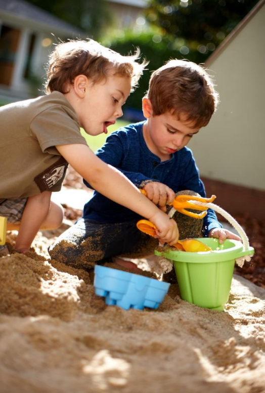 Green Toys - Sand Play Set - Green