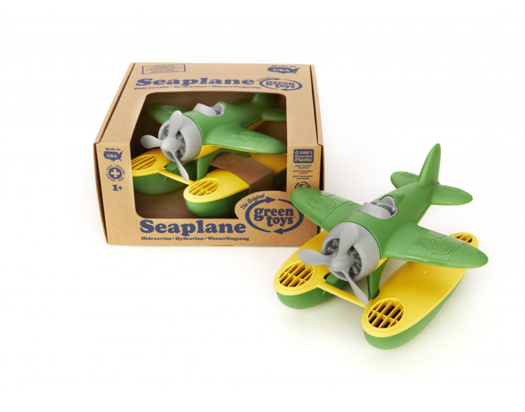 Green Toys - Seaplane Safe Seas Set