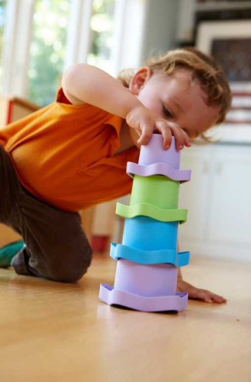 Green Toys - Stacking Cups