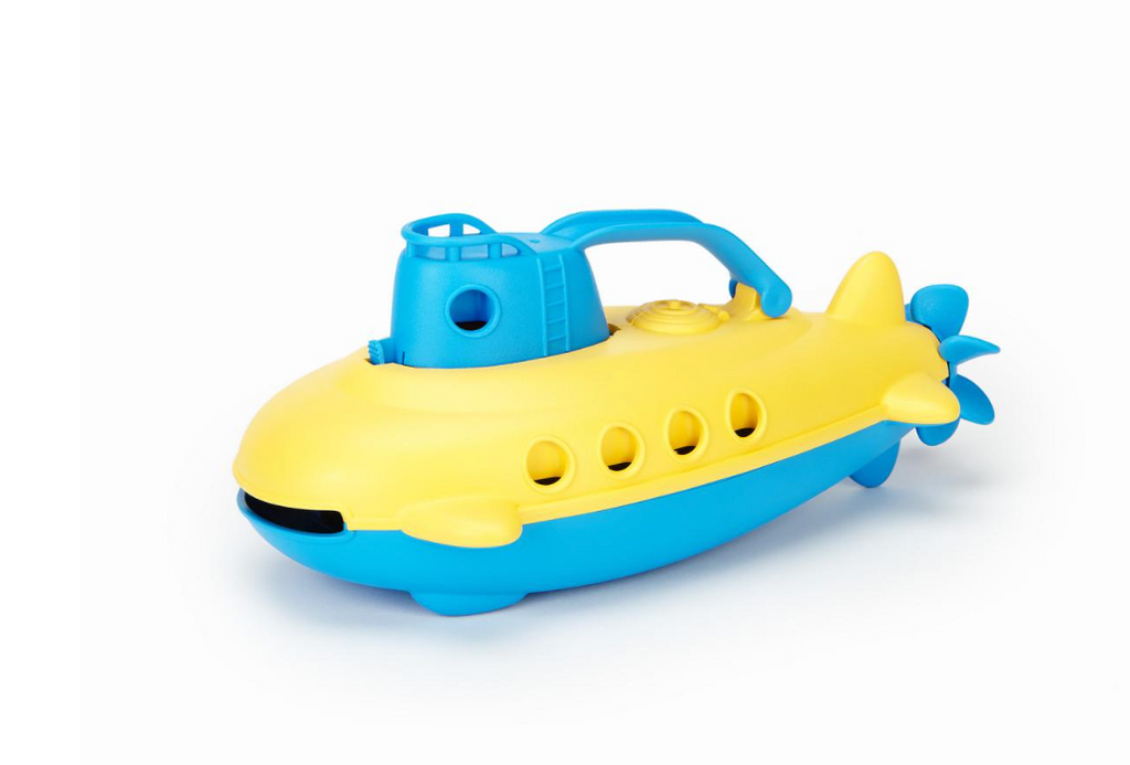 Green Toys - Submarine Safe Seas Set