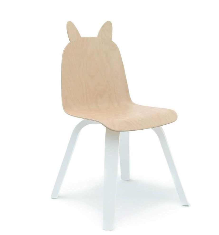 Oeuf Play Chairs Set of Two - Rabbit
