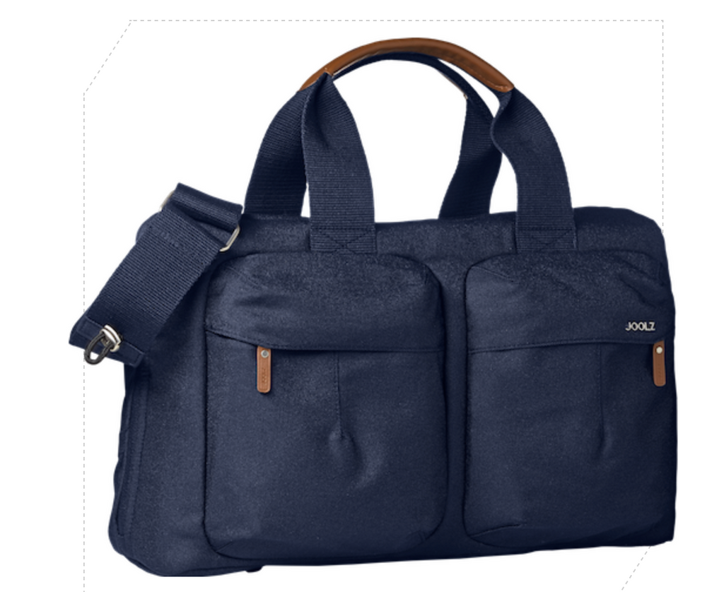 Joolz - Uni2 Earth diaper bag - Parrot Blue