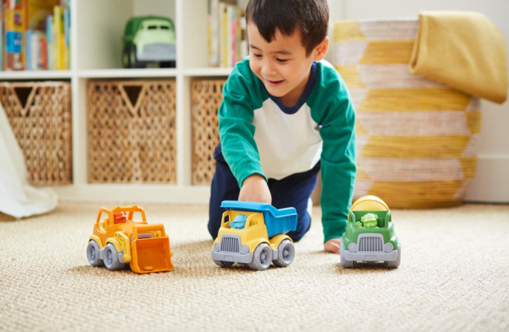 Green Toys - Construction Vehicle - 3 pack