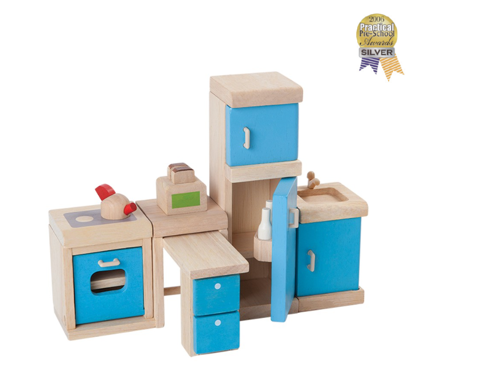 Plan Toys Kitchen Set - Neo