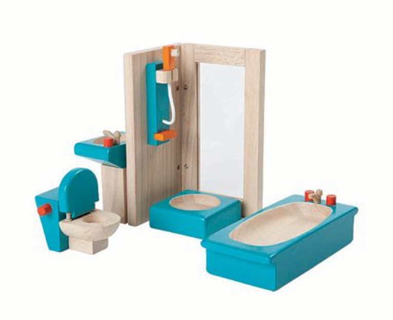 Plan Toys Bathroom Set - Neo