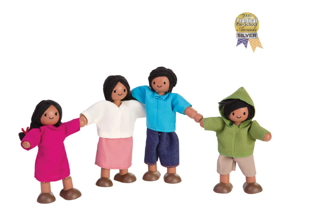 Plan Toys Doll Family 1
