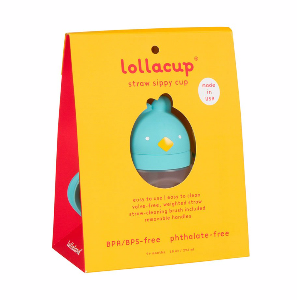 Lollaland - Lollacup with Straw