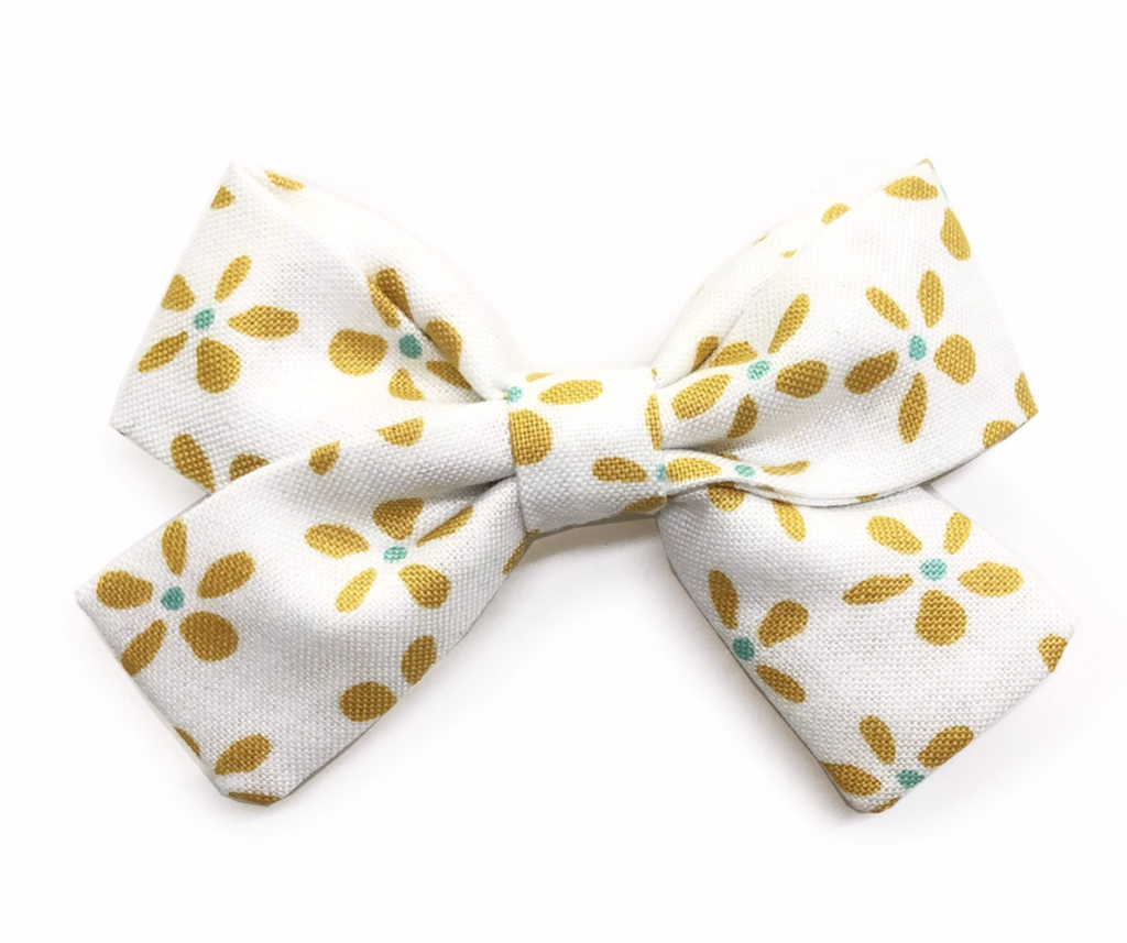 Bumbelou Jane Bow Headband - Summer Daisy