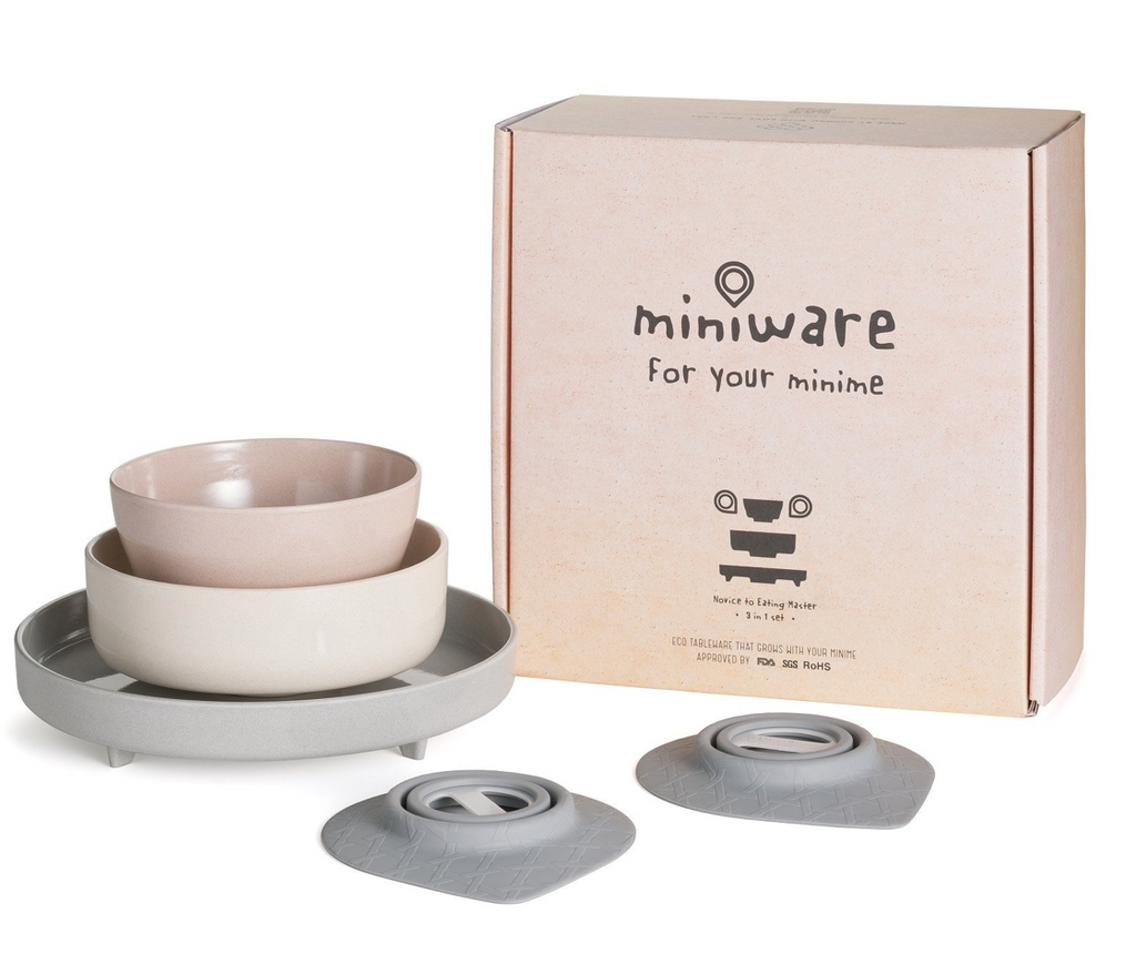 Miniware Set of 5 - Mini Hipster