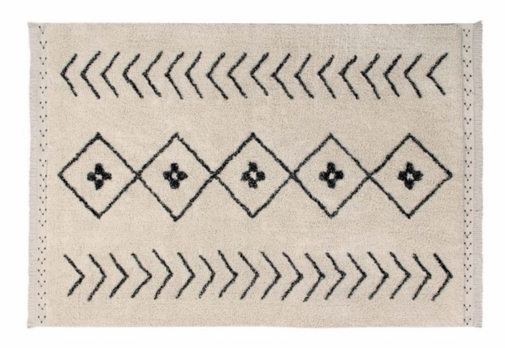 Lorena Canals Washable Rug Bereber Rhombs