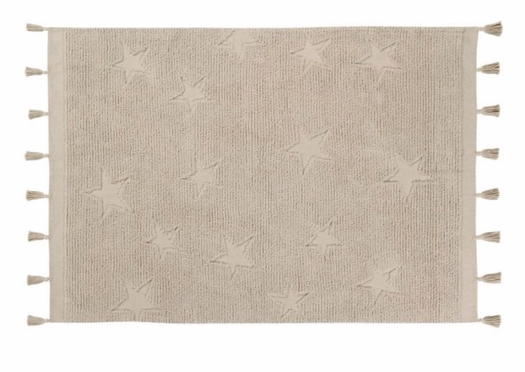 Lorena Canals Washable Rug Hippy Stars