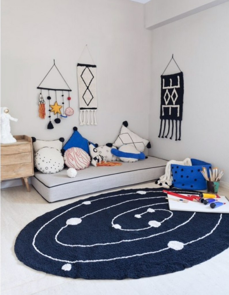 Lorena Canals Washable Rug Milky Way