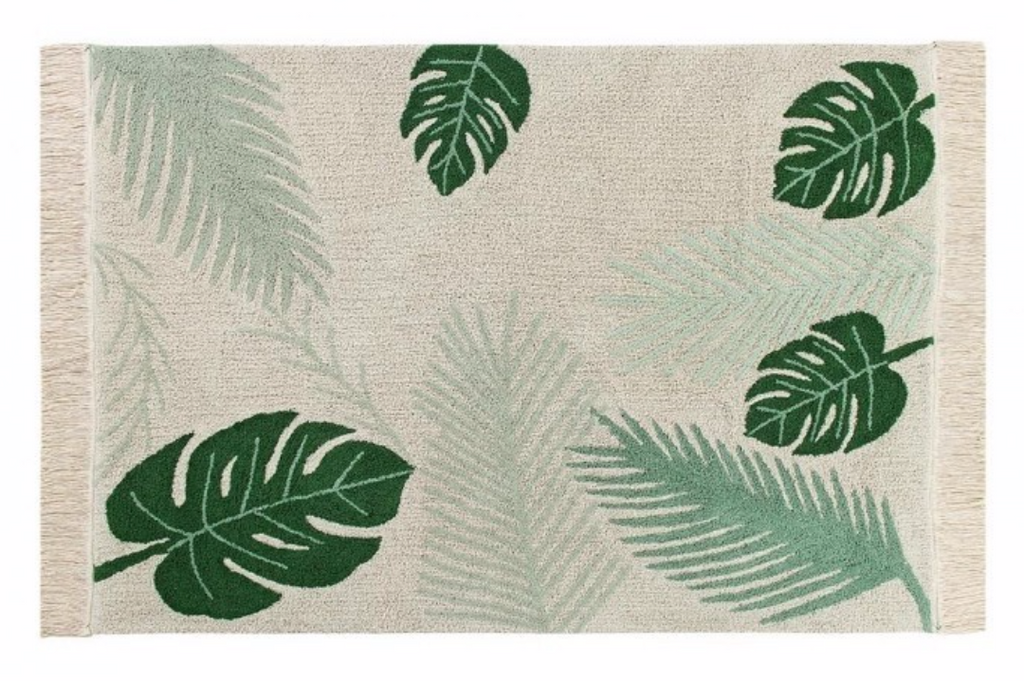 Lorena Canals Washable Rug Tropical