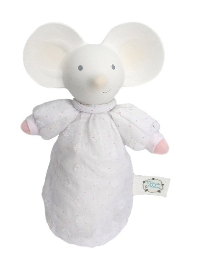 Meiya & Alvin Collection - Meiya the Mouse Squeaker