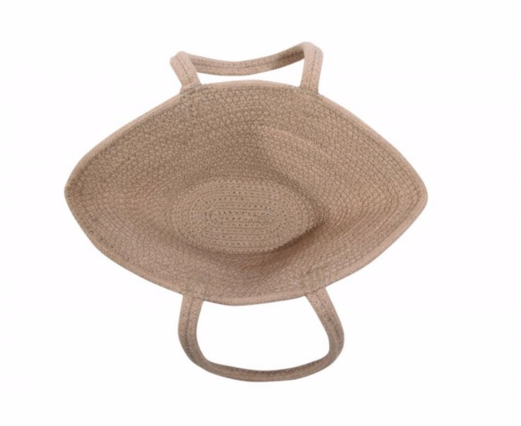 Lorena Canals Cistell Basket - Linen/ Small