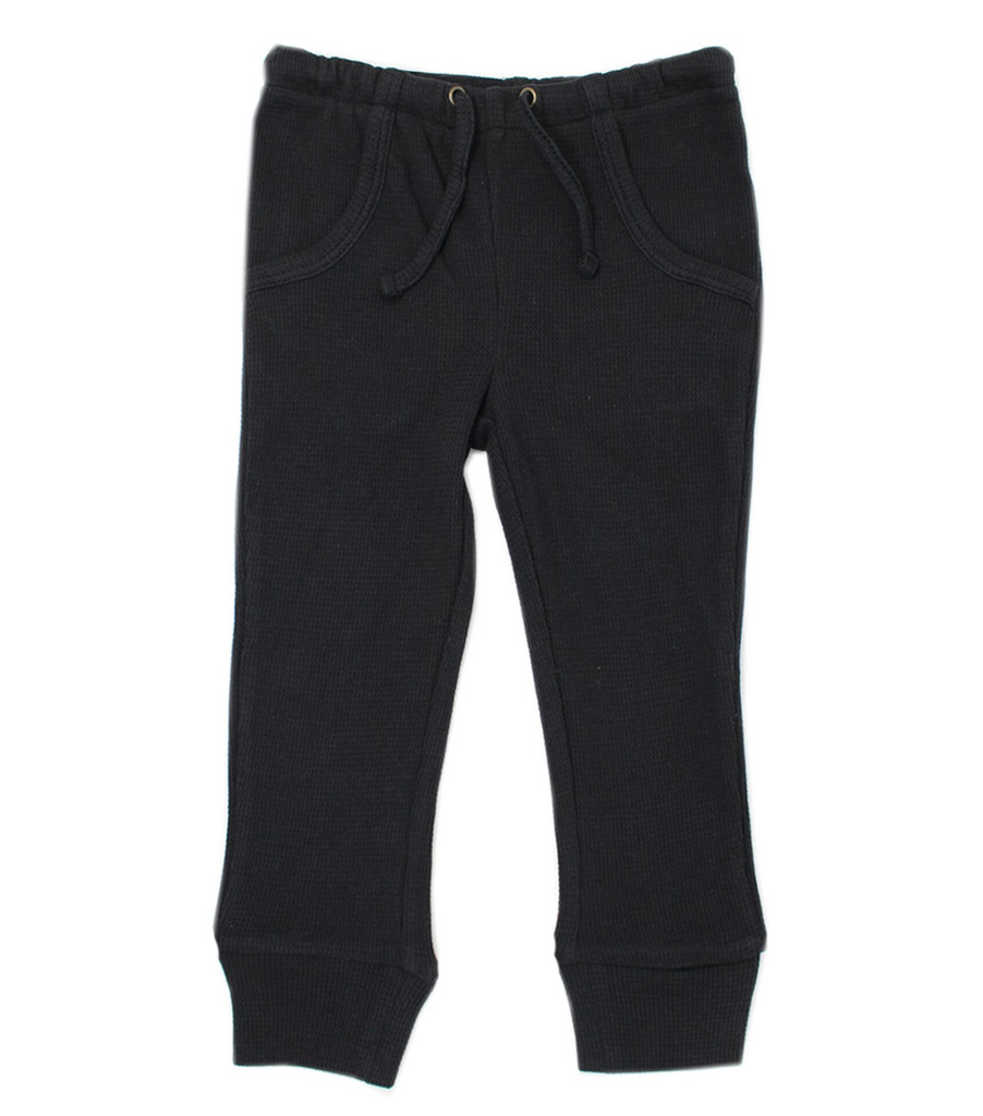 L'ovedbaby Organic Thermal Kids Jogger Pant