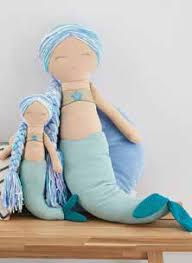 EFL Kids - Albetta - Sparkle Mermaid Doll - Large