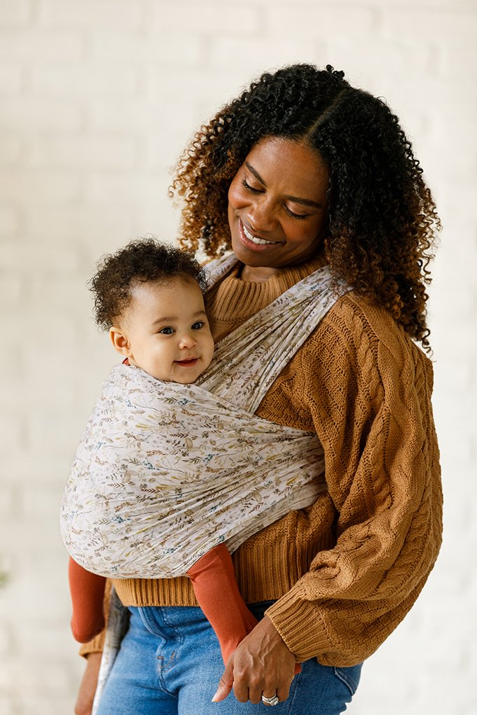 Solly Baby Wrap Carrier - Bramble