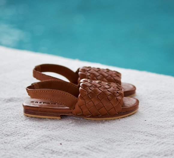 Little Gypsy Sandal - Summer Tan