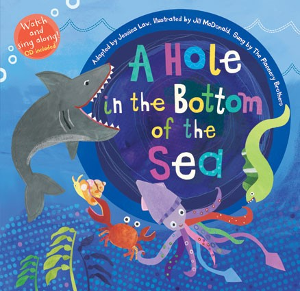 Barefoot Books - Hole in the Bottom of the Sea