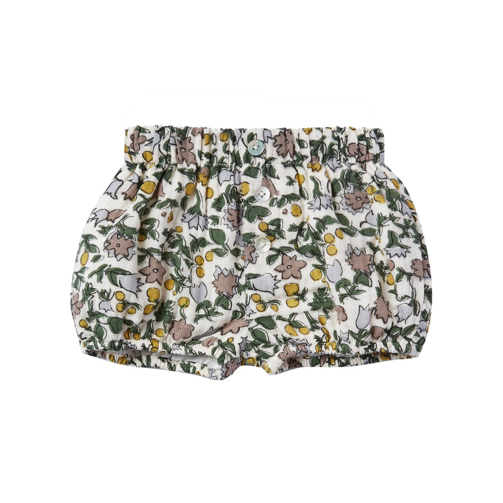 Rylee + Cru Enchanted Garden Button Short