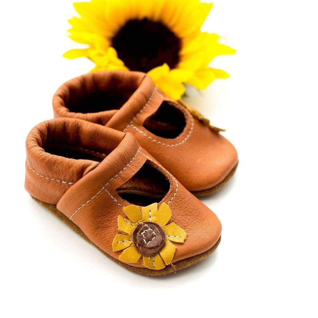 Starry Knight Design - Mary Janes - Sunflower