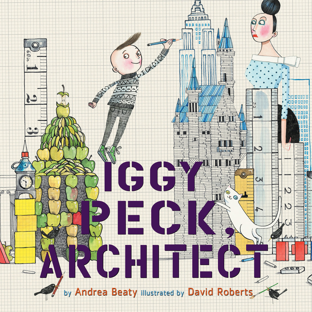 Abrams Books - Iggy Peck, Architect