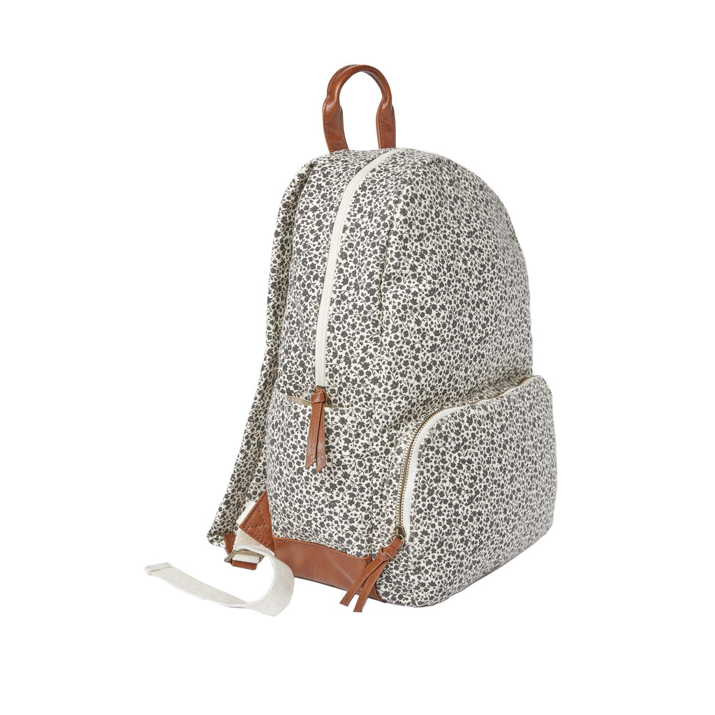 Rylee + Cru Flower Field Dome Backpack