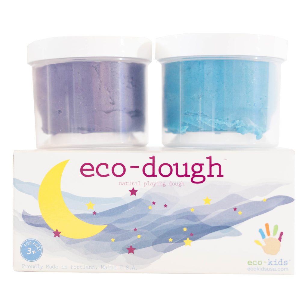 Eco-Dough 2 pack - Moon