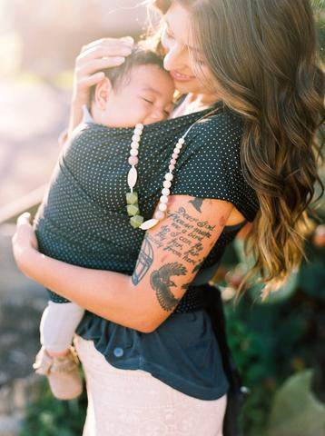 Chewable Charm - The Kimberly Teething Necklace