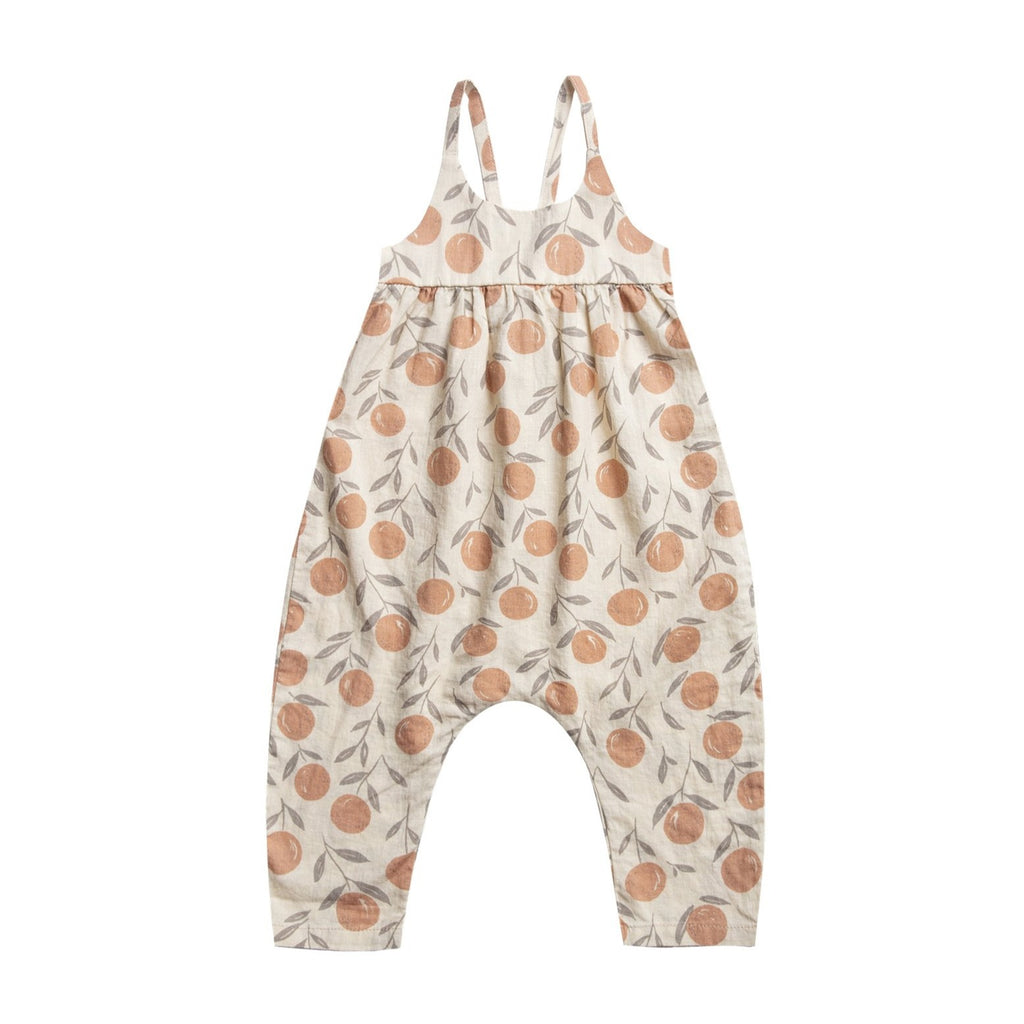 Rylee + Cru Peaches Gigi Jumpsuit