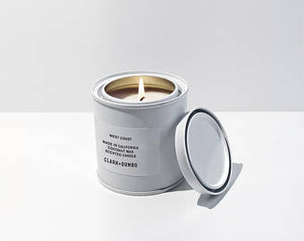 Clark + Dumbo Co. Candle West Coast
