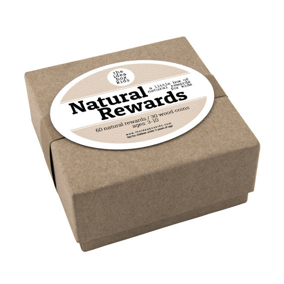 The Idea Box Kids Natural Rewards for Kids