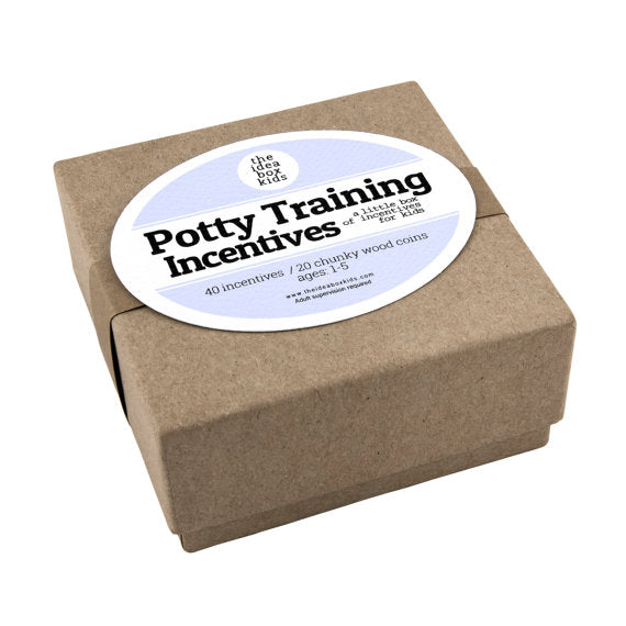 The Idea Box Kids Potty Training Incentives for Kids