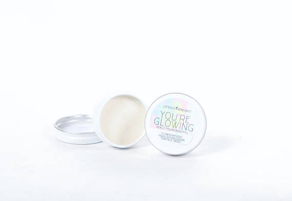 Let's Put a Bird On It You're GLOWING - .5 oz Brightening Cream Highlighter