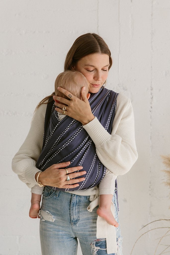 Solly Baby Loop Carrier - Baltic Stitch